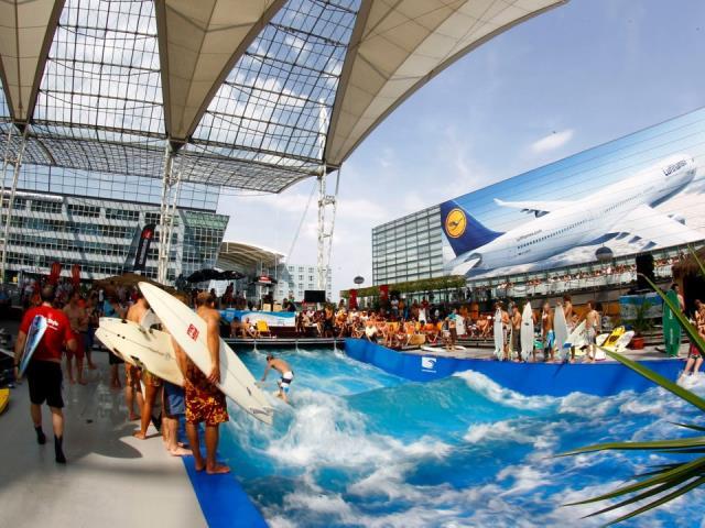 αεροδρόμιο Μόναχο