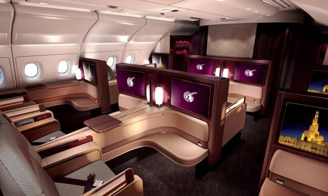 Qatar Airways πρώτη θέση