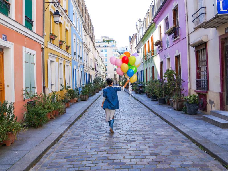 Παρίσι: Ο πιο δημοφιλής δρόμος για φωτογραφίες κλείνει για τους τουρίστες;