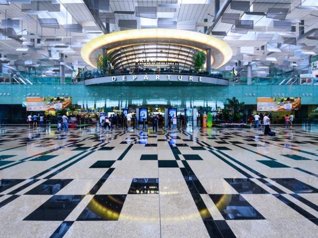 αεροδρόμιο Σιγκαπούρη