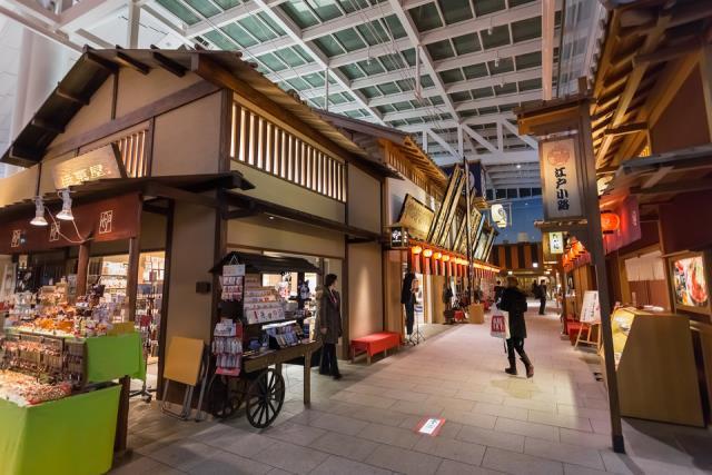 αεροδρόμιο Haneda Τόκυο