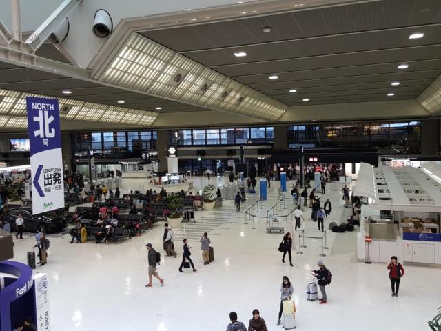 Αεροδρόμιο Narita Τόκυο