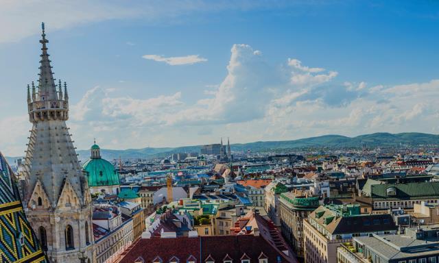 Βιέννη, πρωτεύουσα Αυστρίας