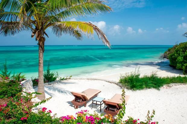 Ζανζιβάρη παραλία
