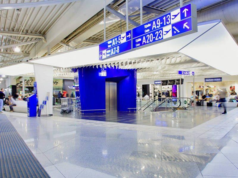Ελευθέριος Βενιζέλος - βραβειο - καλύτερο ευρωπαϊκό αεροδρόμιο