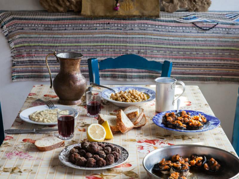 Δεκαπενθήμερο Αγιορείτικης Κουζίνας Θεσσαλονίκη