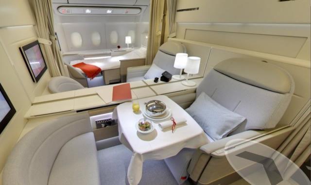 Air France πρώτη θέση