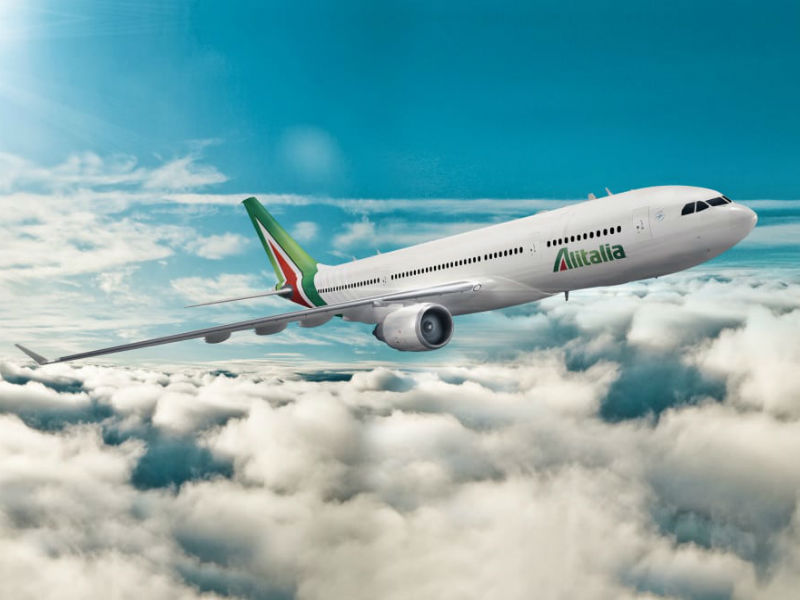 "Alitalia: Με τη νέα της προσφορά θα ταξιδέψετε στην Business Class με την ""τιμή της οικονομικής θέσης""!"