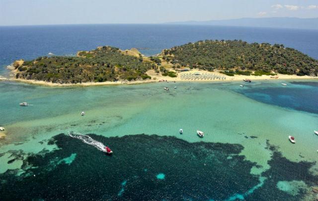 Αμμουλιανή: Ο απόλυτος εξωτικός παράδεισος είναι στη Χαλκιδική!