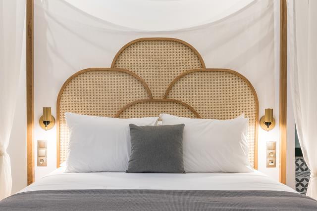 Anthemion House, Καβάλα - κρεβάτι