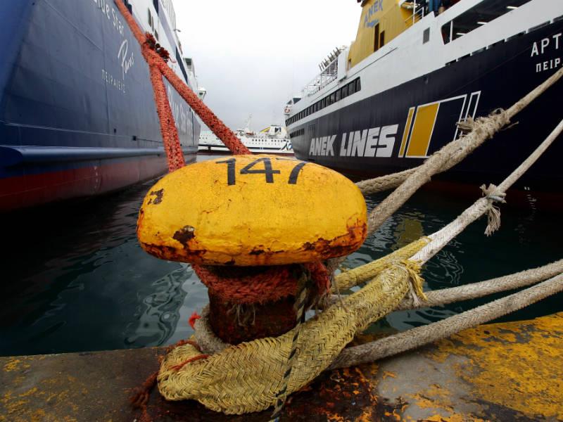 Προσοχή! Ποια λιμάνια έχουν απαγορευτικό απόπλου λόγω των ισχυρών ανέμων