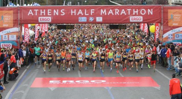 Αντίστροφη μέτρηση για τον 8ο Ημιμαραθώνιο της Αθήνας!
