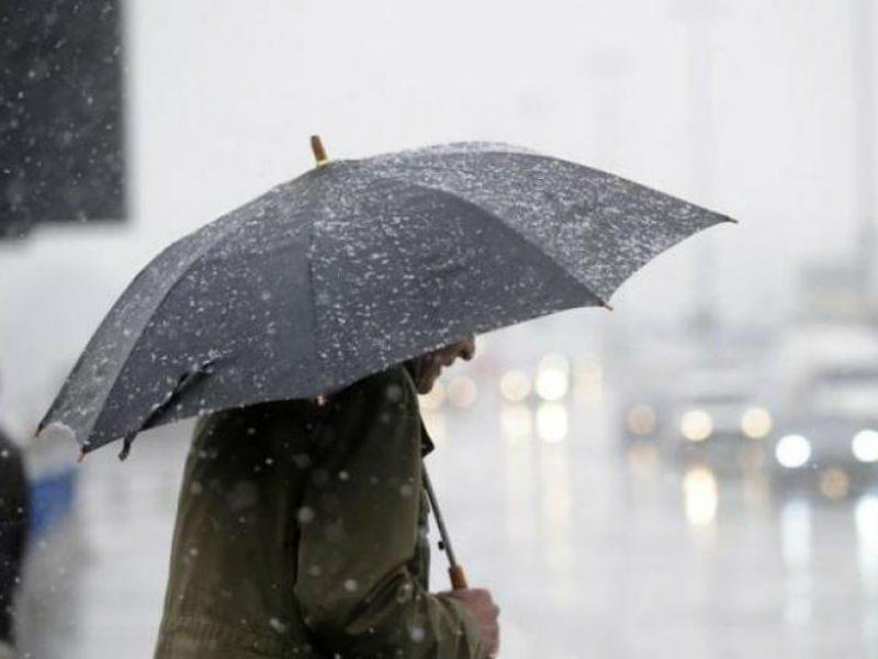 Καιρός - Βροχές - Καταιγίδες