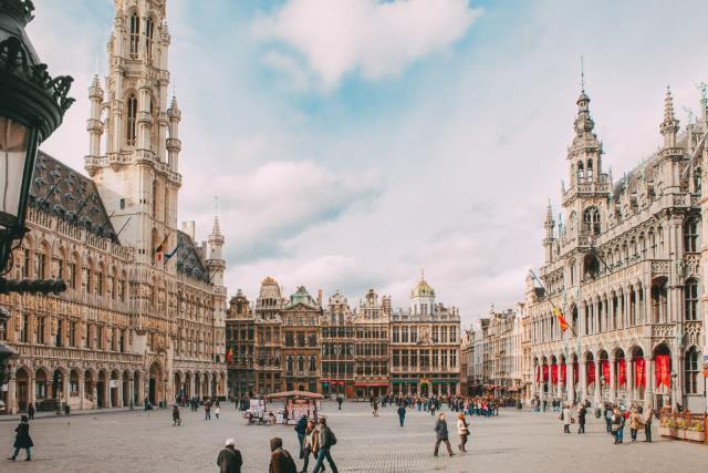 Βρυξέλλες ταξίδι