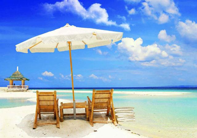 διακοπές - παραλία