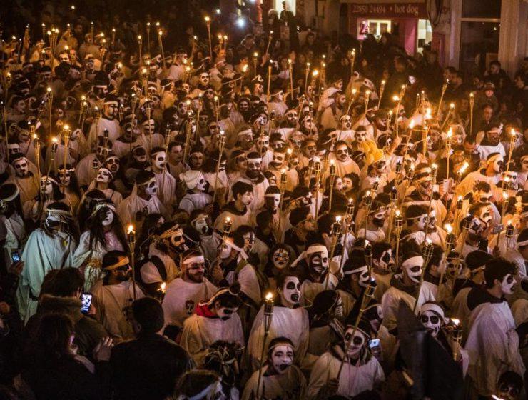 """Διονυσιακό Καρναβάλι Νάξου: Ένα """"μυστικό"""" καρναβάλι 2.500 χρόνων"""