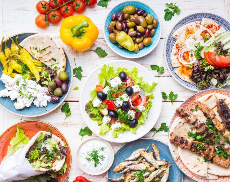 Η ελληνική κουζίνα ψηφίστηκε 12η στον κόσμο
