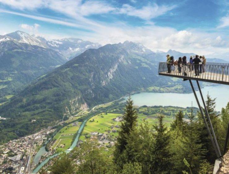 Aegean: Τελευταία μέρα προσφοράς για ταξίδια στην Ελβετία!