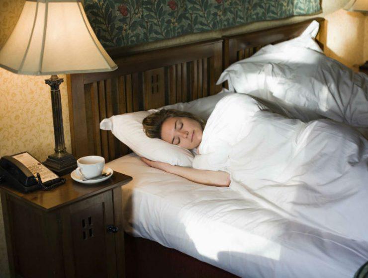 Έρευνα: Ο λόγος που οι ταξιδιώτες χάνουν τον ύπνο τους