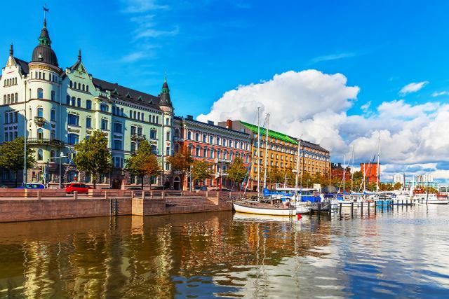 Φινλανδία - η πιο ευτυχισμένη χώρα στον κόσμο