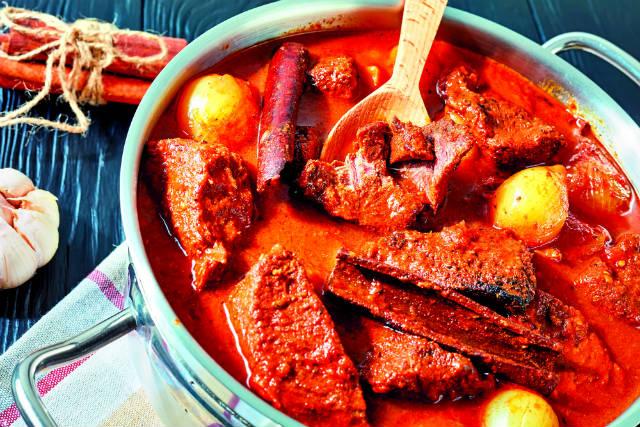 Παραδοσιακά πιάτα, Ευρυτανία
