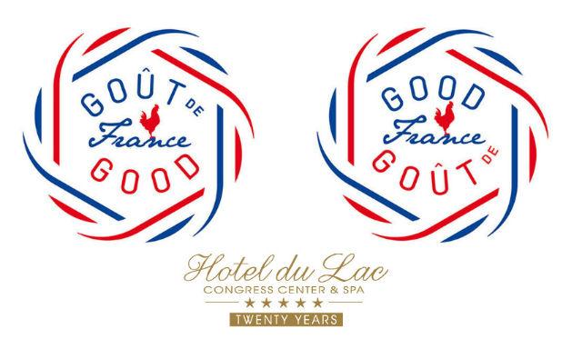 Gout de France στο Ηotel du lac