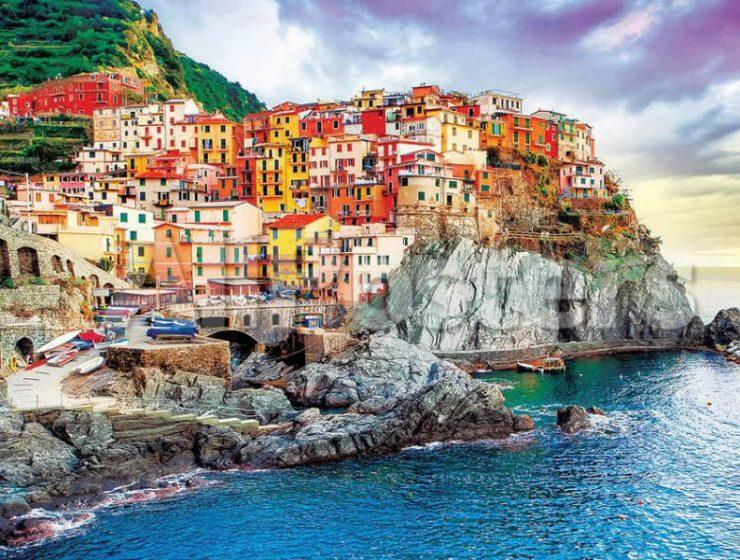 Cinque Terre: Πρόστιμο στους τουρίστες που διασχίζουν το πάρκο με σαγιονάρες