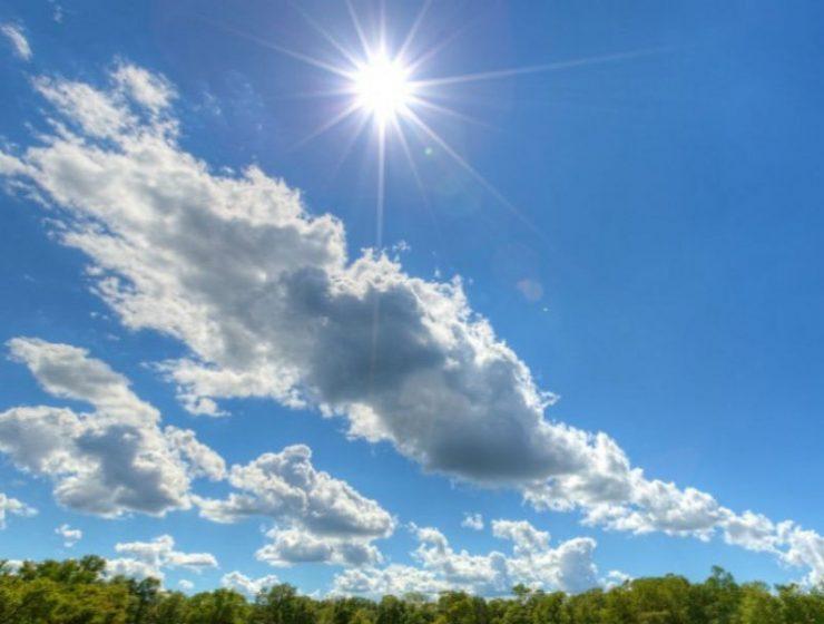 Καιρός: Άνοδος της θερμοκρασίας