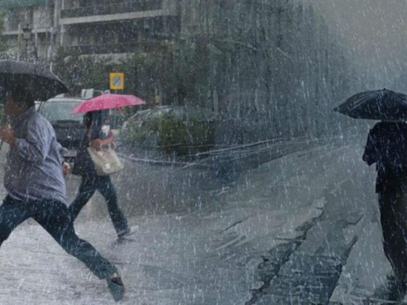 Καιρός: Με βροχές και καταιγίδες μας υποδέχεται η «Διδώ»!