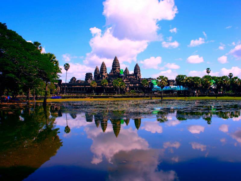 Καμπότζη ταξίδι