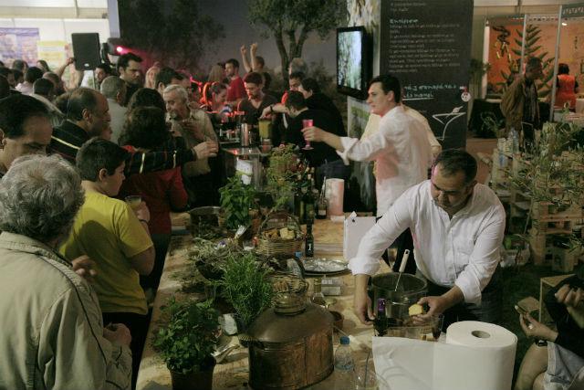 Ένα μεγάλο γαστρονομικό φεστιβάλ στην Πάτρα