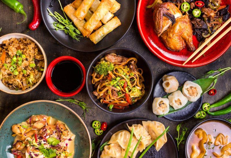 Δεύτερη στον κόσμο κατόπιν έρευνας η κινέζικη κουζίνα