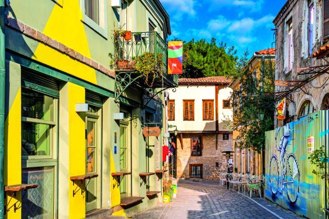 Ξάνθη - Η πόλη με τα χίλια χρώματα