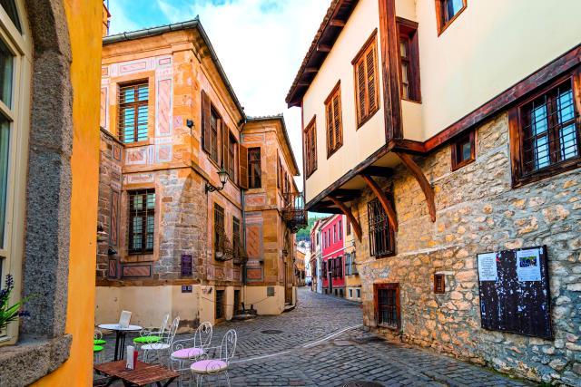 Η όμορφη Παλιά Πόλη της Ξάνθης