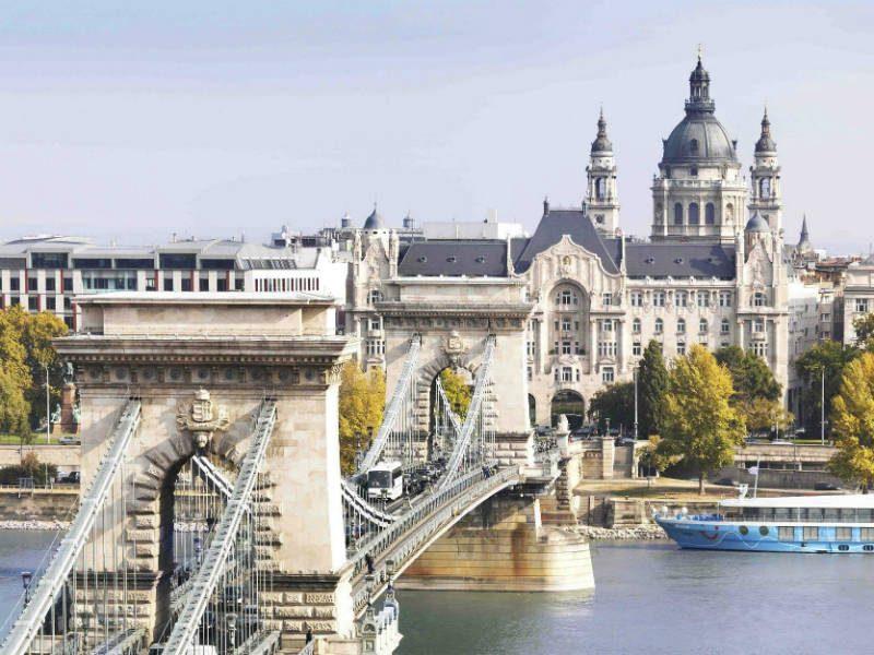 Βουδαπέστη: 6 μοναδικά ξενοδοχεία για όλα τα γούστα