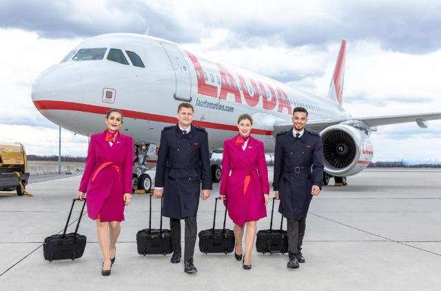 Laudamotion -  εταιρεία χαμηλού κόστους στην Αυστρία