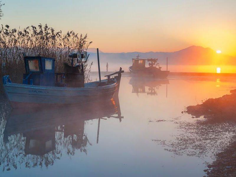 Τριχωνίδα: Γνωρίστε τη μεγαλύτερη λίμνη της Ελλάδας!