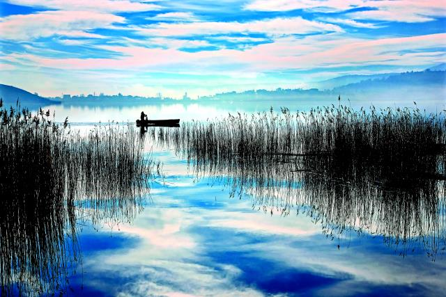 Λίμνη Ζάζαρη, Φλώρινα