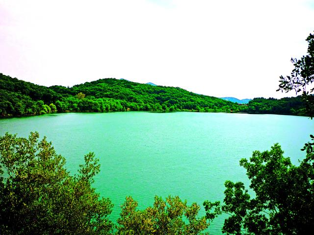 Λίμνη Ζηρού, Ήπειρος