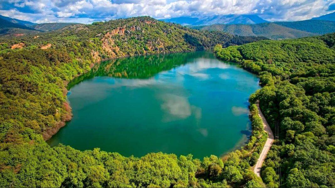 Λίμνη Ζηρού Ήπειρος