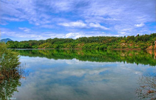 Λίμνη Ζηρού, Φιλιππιάδα