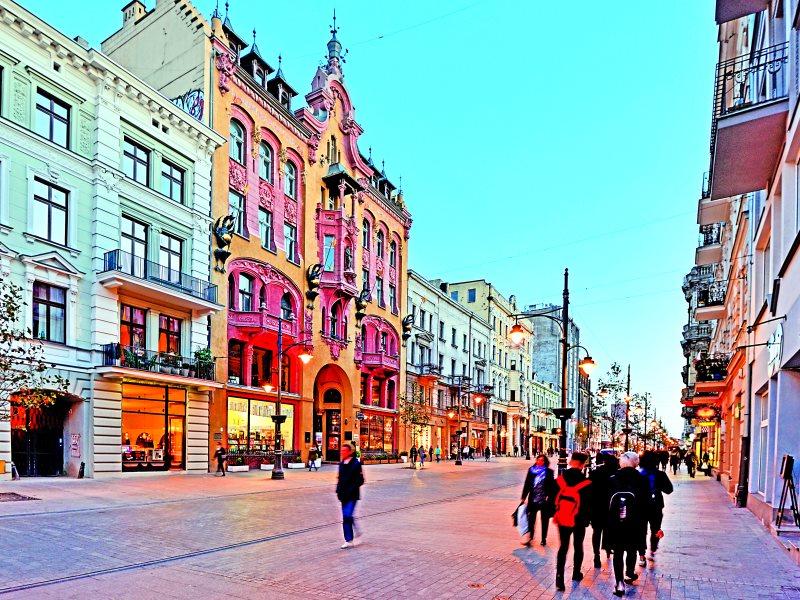 Λοτζ Πολωνία