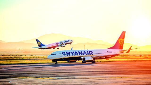 Ryanair - low cost αεροπορικές