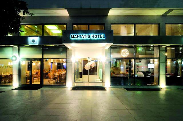 ξενοδοχείο στη Σπάρτη
