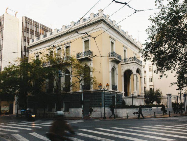 Μέγαρο Δεληγιώργη: Το ιστορικό κτήριο στο κέντρο της Αθήνας αποκτά νέα πνοή και σκοπό