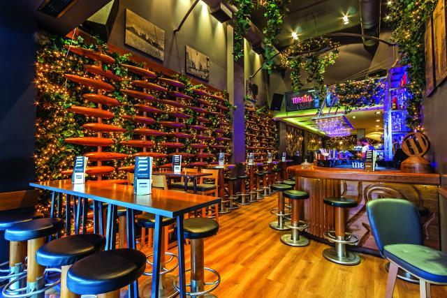 Menta bar Θεσσαλονίκη