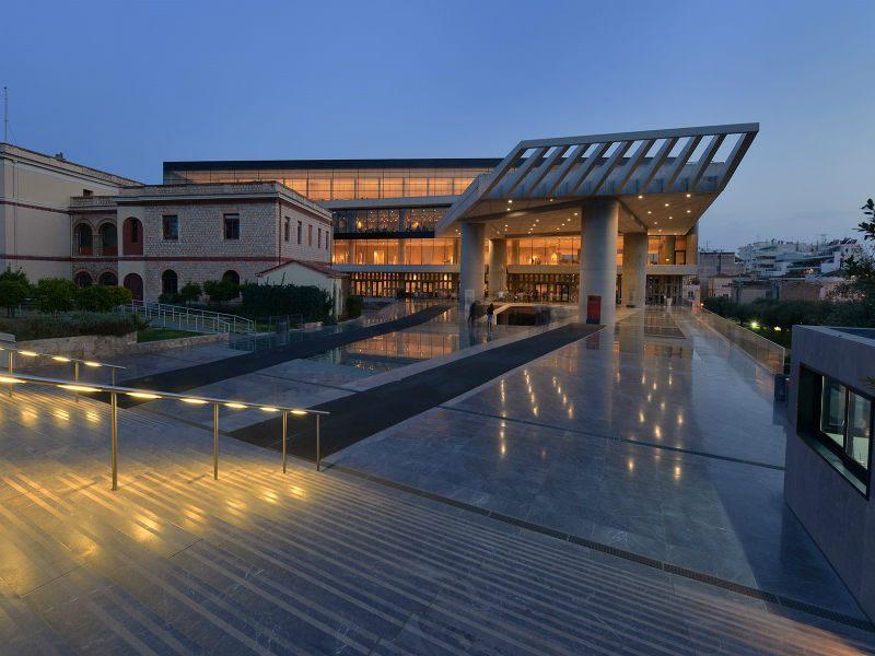 Μουσείο Ακρόπολης, Αθήνα