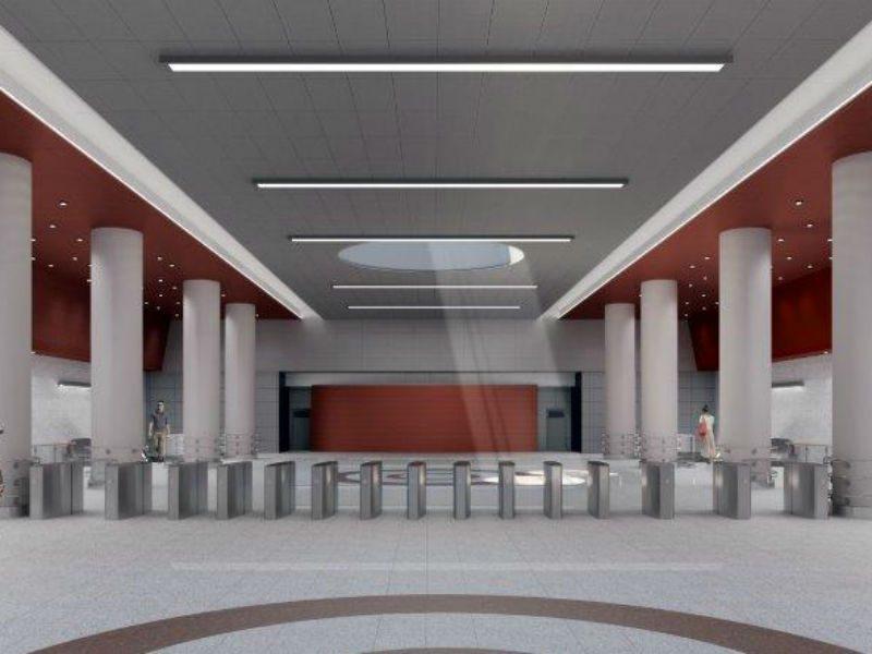 Δείτε πως θα είναι θα είναι ο νέος σταθμός του Μετρό «Κορυδαλλός»!