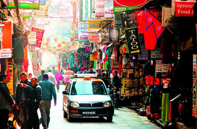 Στην πρωτεύουσα του Νεπάλ