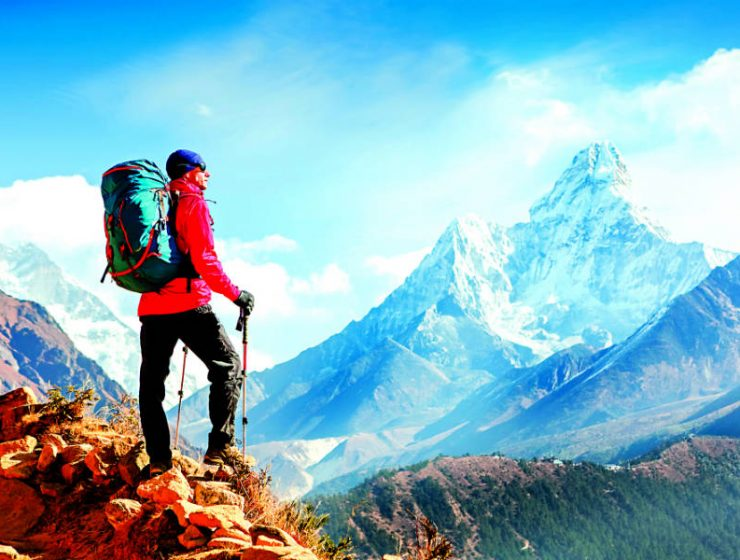 Νεπάλ: Ένα μοναδικό ταξίδι κάτω από τη σκιά του Έβερεστ!